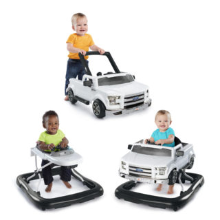 Bright Starts 3 Ways to Play Walker – Ford F-150