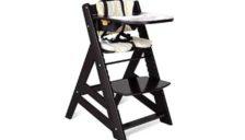 Costzon Wooden High Chair