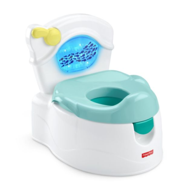 Fisher-Price Sea Me Flush Potty