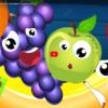 Five Little Fruits + Lyrics