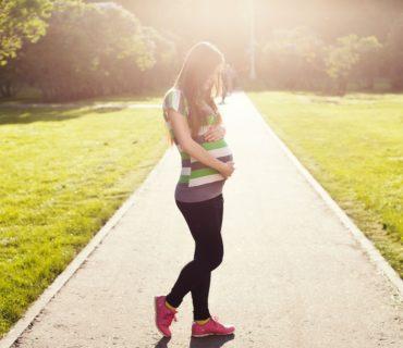 Hiding pregnancy