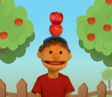 10 Apples On My Head + Lyrics