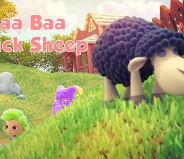 Baa, Baa, Black Sheep + Lyrics