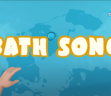Bath Time Song + Lyrics