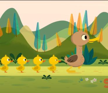 Five Little Ducks + Lyrics