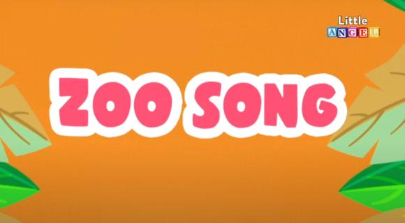 Let's Go To The Zoo + Lyrics