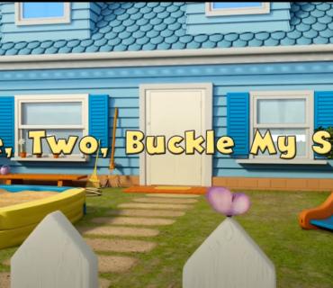 One, Two, Buckle My Shoe + Lyrics