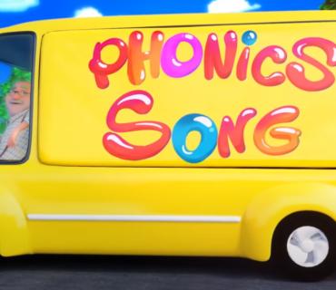 Phonics Song + Lyrics
