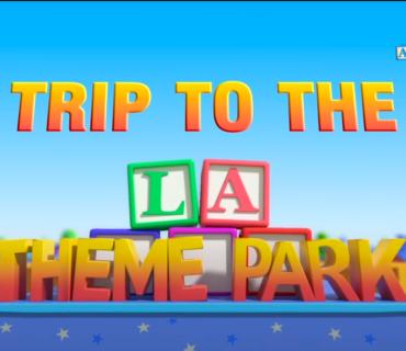 Rides at the Theme Park + Lyrics