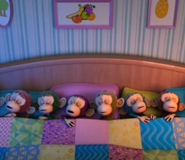 Ten in a Bed + Lyrics