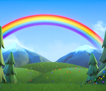 The Rainbow Song + Lyrics