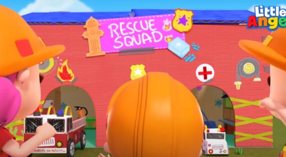 Baby John And The Rescue Squad + Lyrics