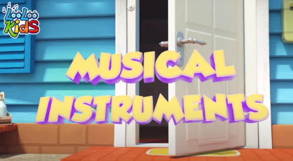 Musical Instruments + Lyrics