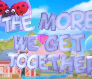 The More We Get Together + Lyrics