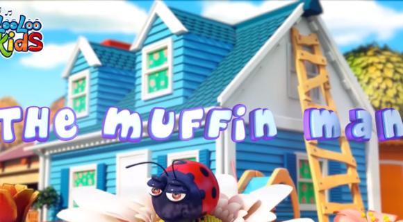 The Muffin Man + Lyrics